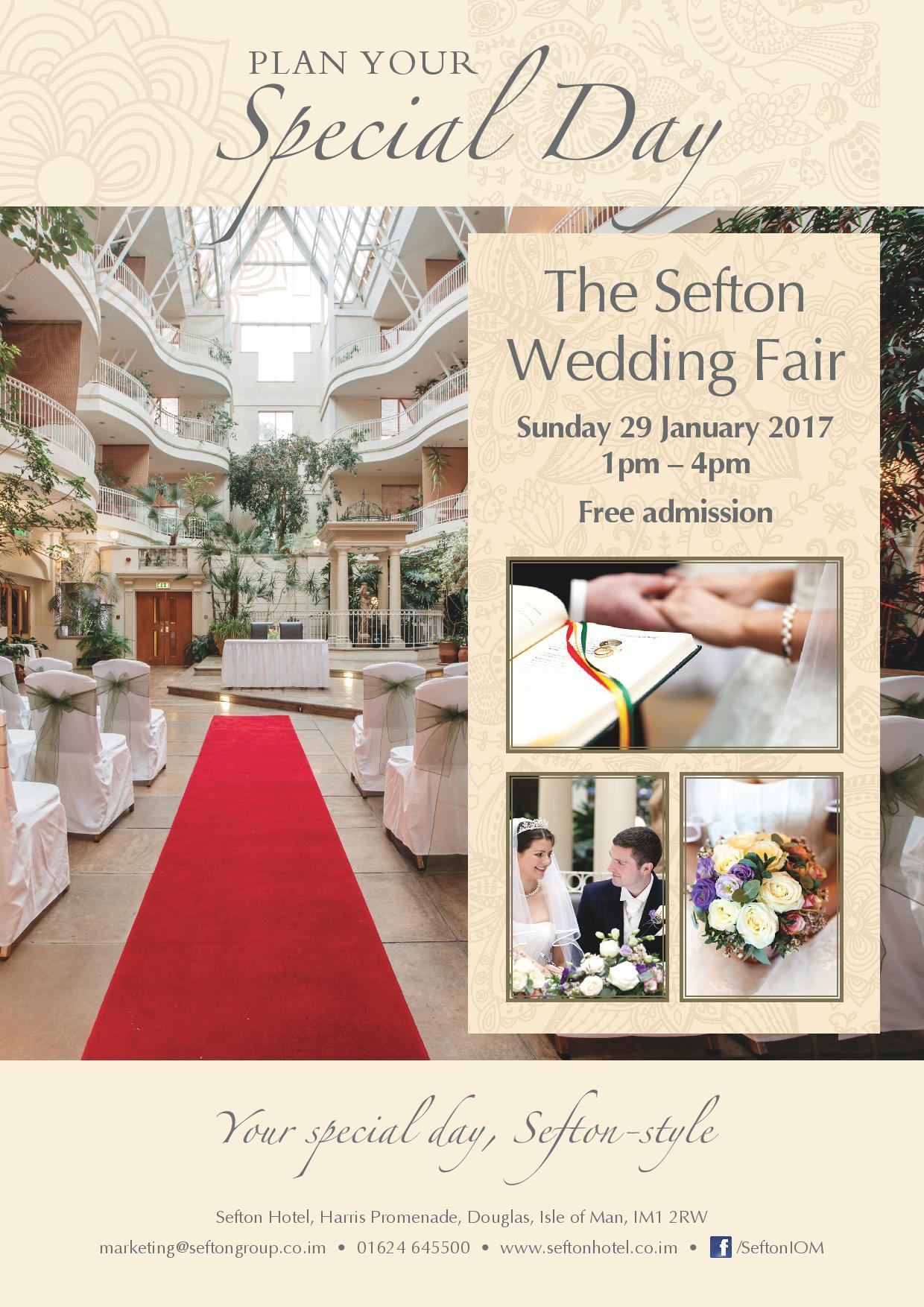 The Sefton Wedding Fair