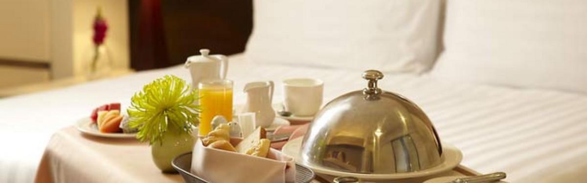 Room Service - Sefton Hotel