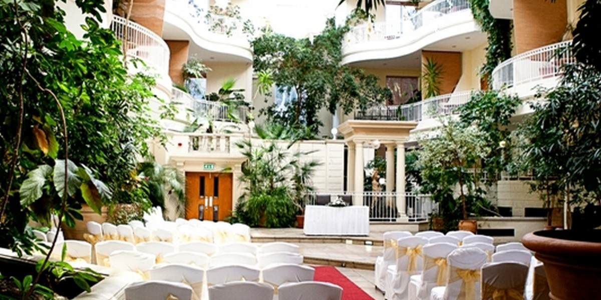 Atrium Ceremony