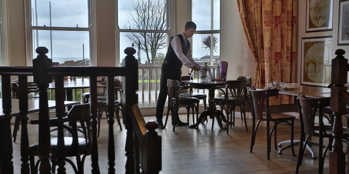 Sir Norman's at The Sefton
