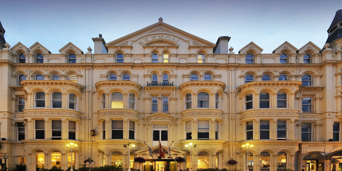 Sefton hotel winter weekend offer 80 for Hotel douglas paris