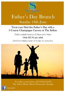Fathers day at The Sefton
