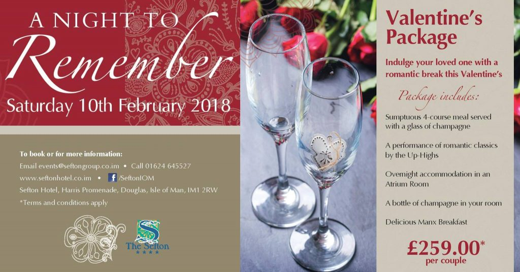 Valentines at the sefton 2018
