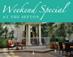 Winter Weekend Special Offer